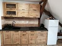 Apartmán č. 2 - kuchyňský kout - Blatná