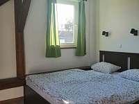 Apartmán č. 2 - ložnice - Blatná