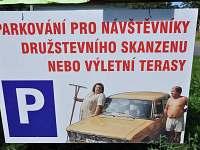 Parking u JZD
