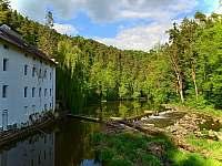 Benešův mlýn - ubytování Tábor