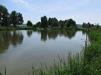 Pohled na velký rybník