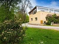 Kaplice jarní prázdniny 2022 ubytování