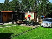Chalupa a chatky osada Měruše