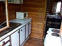 kuchyň - Košín u Tábora