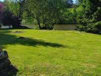Zahrada - chata k pronájmu Nuzice