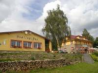 Penzion na horách - okolí Lojzových Pasek