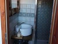 koupelna Španělský pokoj - Číměř