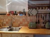Kuchyň v přízemí .
