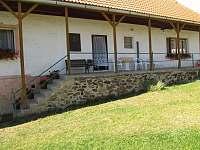 Chalupa s poznávacím programem - chalupa ubytování Doubravice u Volyně - 2