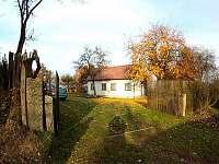 ubytování Slavonice na chatě k pronajmutí