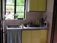 Kuchyňka chata B