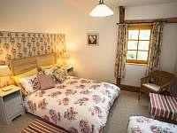třílůžkový pokoj - ubytování Bořetín