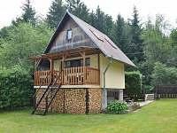 Chata k pronajmutí - okolí Lhoty Samoty
