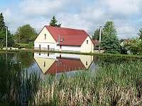 Chalupa k pronájmu - dovolená  Ratmírovský rybník rekreace Suchdol