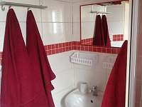 Koupelna - chata k pronajmutí Lipno nad Vltavou - Kobylnice