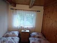 Chata u Adama dvoulůžkový pokoj v prvním patře - k pronájmu Lipno nad Vltavou - Slupečná