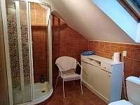 koupelna v podkroví - Lipno nad Vltavou - Slupečná