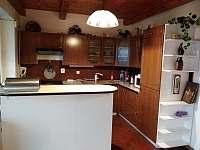 kuchyň 1.patro - Lipno nad Vltavou - Slupečná