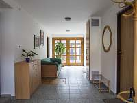 vstupní prostor - apartmán ubytování Hůry
