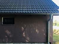 Bok chaty - k pronájmu Černá v Pošumaví - Radslav