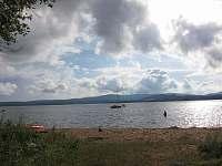 Pláž - chata k pronajmutí Černá v Pošumaví - Radslav