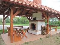 Penzion s venkovním posezením v Pošumaví - ubytování Hradiště - Kaplice