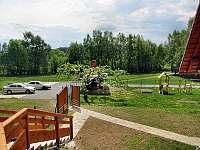 Pronájem ubytování s venkovním posezením Hradiště