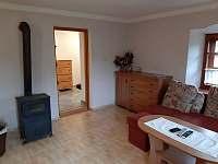Obývací pokoj v patře - Blažejov