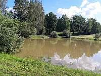 Soukromý rybník - Blažejov