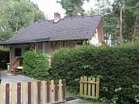 Chata k pronajmutí - Lhota u Borovan Jižní Čechy