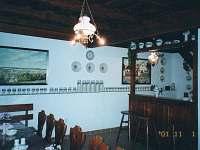 Soukromá hospůdka/společenská místnost - chalupa ubytování Olší