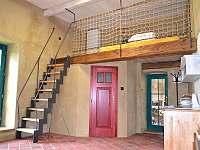 Společenská místnost apartmán U řeky Moravské Dyje.(palanda 2 lůžka) - Modletice