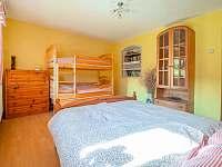 Menší ložnice - Vlčetínec