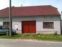 Chalupa k pronajmutí - Dunajovice
