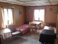 Interier - chata k pronájmu Frahelž - Lomnice nad Lužnicí
