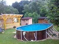 Chata k pronájmu - dovolená Rybník Dvořiště rekreace Frahelž - Lomnice nad Lužnicí
