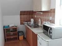 kuchyňka v apartmánu II.