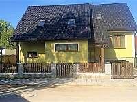 Chata k pronajmutí - Staňkov Jižní Čechy