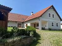 Chalupa k pronájmu - Nový Vojířov Jižní Čechy