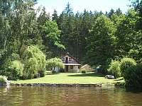 Chata k pronajmutí - okolí Koloděj nad Lužnicí