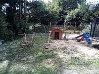 Dětský koutek - ubytování Valtínov