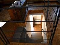 schody podkroví