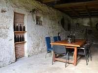 stodola - posezení
