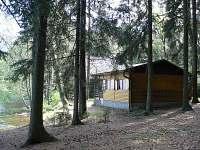 ubytování Landštejn na chatě k pronájmu
