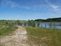 druhý  blízký rybník