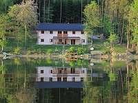 ubytování na Českokrumlovsku Apartmán na horách - Lojzovy Paseky