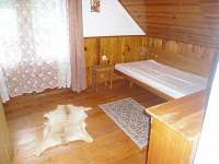 ložnice v prvním patře