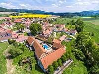 Rezidence Chmelná u Křemže - chalupa k pronájmu