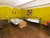 Španělský pokoj - 3 osoby, vlastní koupelna - Chmelná 3