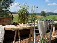 Svatební výzdoba Rezidence Chmelná -